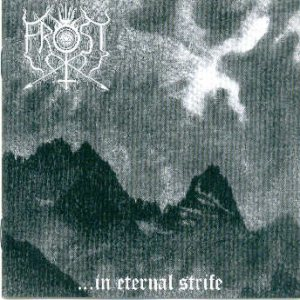 The True Frost - ...In Eternal Strife cover art