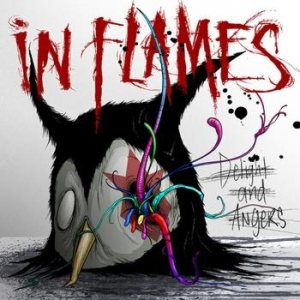 In Flames - Delight and Angers cover art