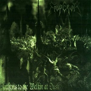 Emperor - Anthems to the Welkin At Dusk cover art