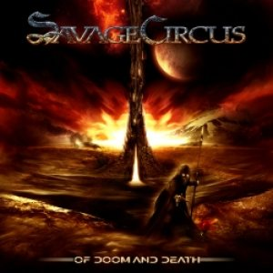 Savage Circus - of Doom and Death cover art