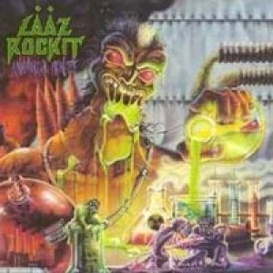 Laaz Rockit - Annihilation Principle cover art