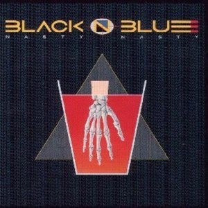 Black 'N Blue - Nasty Nasty cover art