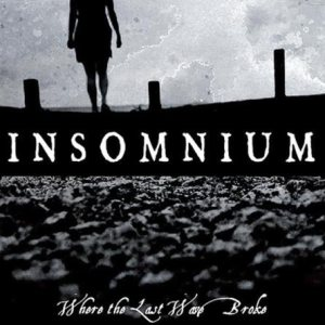 Insomnium - The Last Wave That Broke cover art