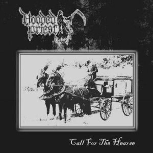 Hooded Priest - Call for the Hearse cover art