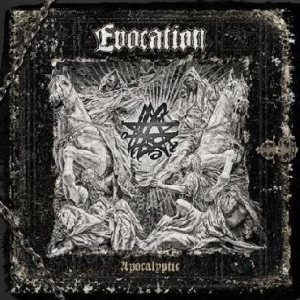 Evocation - Apocalyptic cover art