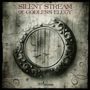 Silent Stream of Godless Elegy - Návaz cover art