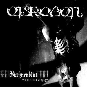 Eisregen - Live in Leipzig cover art