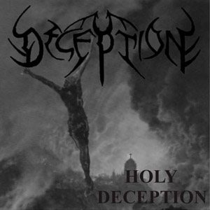 Deception - Holy Deception cover art