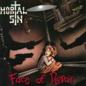 Mortal Sin - Face of Despair cover art