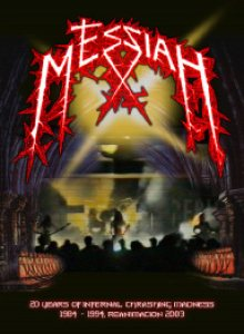 Messiah - 20 Years of Infernal Thrashing Madness cover art