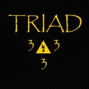 Heir Apparent - Triad 333 cover art