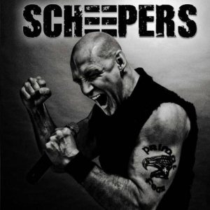 Scheepers - Scheepers cover art