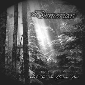 Demorian - Back to the Glorious Past cover art