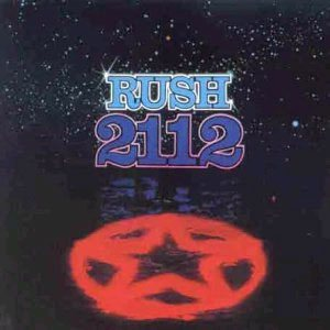 Rush - 2112 cover art