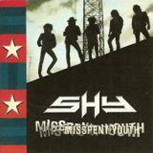 Shy - Misspent youth cover art