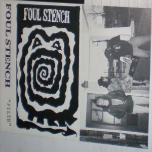 Foul Stench - Filth cover art