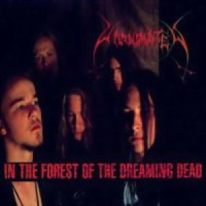 Unanimated - In the Forest of the Dreaming Dead cover art