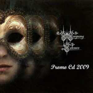 Weeping Silence - Promo 2009 cover art