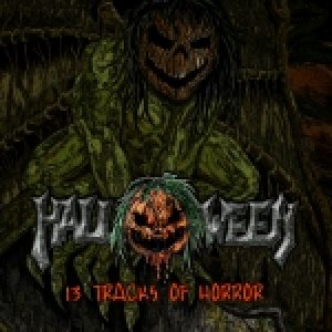 Halloween - 13 Tracks of Horror cover art
