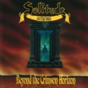 Solitude Aeturnus - Beyond the Crimson Horizon cover art