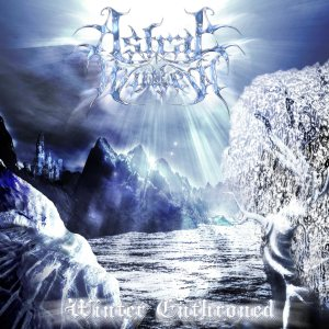 Astral Winter - Winter Enthroned cover art
