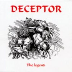 Deceptor - The Legend cover art