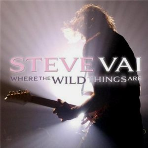 Steve Vai - Where the Wild Things Are cover art