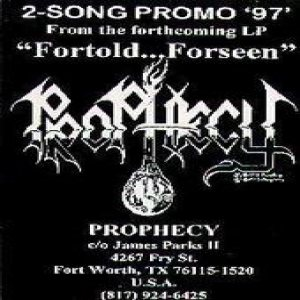 Prophecy - Promo '97 cover art