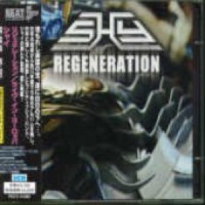 Shy - Regeneration cover art