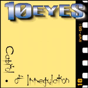 10Eyes - Capitol of Irregulation cover art