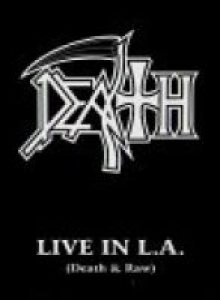 Death - Live in L.A. cover art