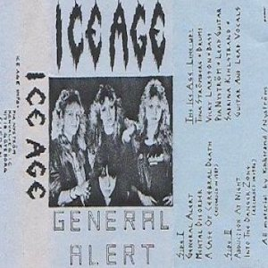 Ice Age - General Alert cover art