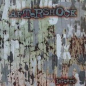 Aftershock - Letters cover art