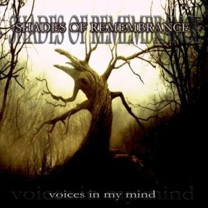 Shades of Remembrance - Voices in My Mind cover art