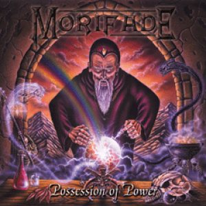 Morifade - Possession of Power cover art