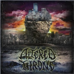 Altered Throne - Altered Throne cover art
