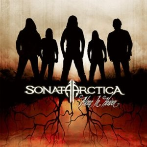 Sonata Arctica - Alone in Heaven cover art