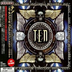 Ten - The Essential Collection 1995-2005 cover art