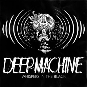 Deep Machine - Whispers in the Black cover art