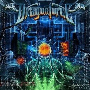 Dragonforce - Maximum Overload cover art