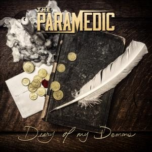 The Paramedic - Diary of My Demons cover art