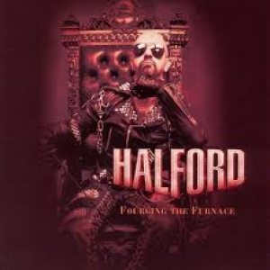 Halford - Fourging the Furnace cover art