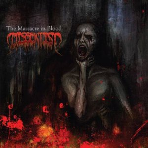 Dissektist - The Massacre in Blood cover art