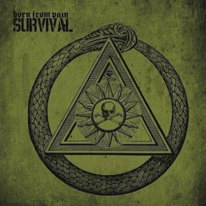 Born from Pain - Survival cover art