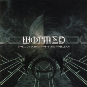 Wormed - Planisphærium cover art