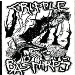 Cripple Bastards - Punk's Not Music cover art