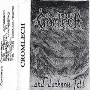 Cromlech - And Darkness Fall cover art