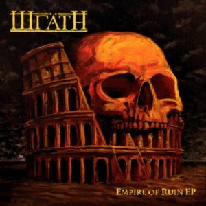 Wräth - Empire of Ruin cover art