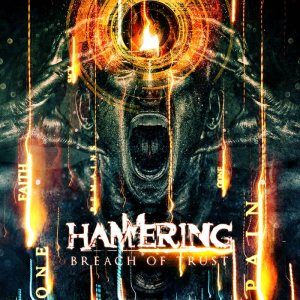 Hammering - Breach of Trust cover art