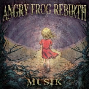 ANGRY FROG REBIRTH - Musik cover art